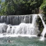 Cevennerna - bada i vattenfall